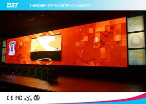 China 1/8 scan P6 Indoor Full Color Led Screen , High Definition Led Module on sale