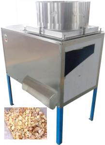 China Dry Style Garlic Clove Separating Machine on sale