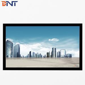 China high strength aluminum frame wall mount screen 120 inch BETFS9-120 on sale