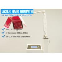 China 650nm / 670nm Diode Laser Hair Regrowth Device For Hair Loss Treatment on sale