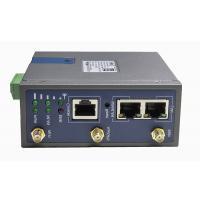 CDMA 2000 EVDO 3G Dual SIM wireless router , CCTV / ATM Industrial Cellular Router