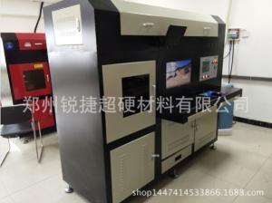 China PCD Diamond Precision Laser Cutting Machine on sale