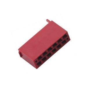 China 1.27mm Wiring Plastic Mini  Match Connector Electronic Harness Connector on sale