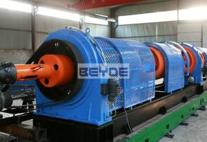 China Tubular Wire Stranding Machine JGGA400/500/630 for bare copper aluminum ACSR steel wire insulated conductors backtwist on sale