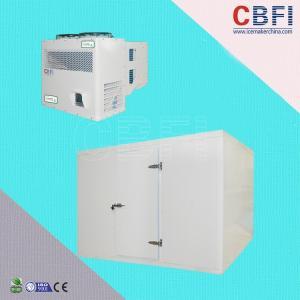 China Chambre froide de congélateur de contrôle électrique de PLC de Siemens, affaires de chambre froide on sale