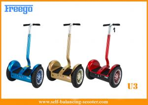 China 1600W 36V DIY 2 Wheel Electric Standing Scooter Professional Version on sale