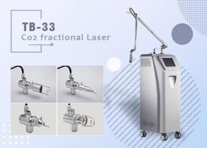 China Safety Co2 Fractional Laser Machine For Acne / Scar Removal And Vaginal Rejuvenation on sale