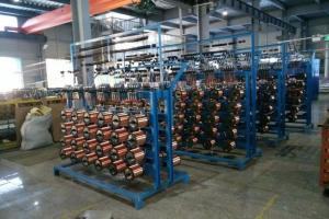 China 380 Voltage Wire And Cable Machinery For 2 Cores Power Cable Production on sale