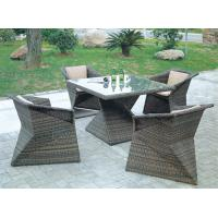 China Village Design  Outdoor Rattan Furniture Outdoor / Indoor Lobby Furniture on sale