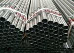 Anti Corruption Coated BS 6323 Galvanized Round Pipe