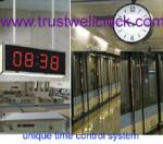 metro clock,movement mechanism for metro clock,subway clock,high-speed rail clock-GOOD CLOCK YANTAI)TRUST-WELL CO LTD.