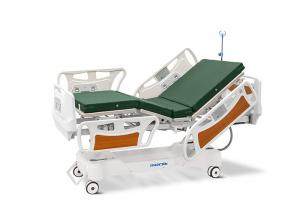 China Central Braking System five function Electric Hospital Bed ICU electric bed on sale