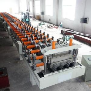 China 440V, 60HZ all-round service Customized cheap hot selling Deck floor roll forming machine on sale