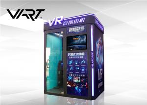 China Self-Service Newest Arcade game machine 9d virtual reality cinema 9d  simulator Interactive games for sale on sale