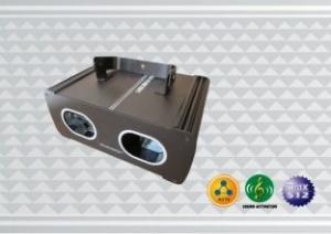 China DMX 12 Channel Cooling Blue 100 - 240V Mini Disco Laser Stage Light with Step Motor on sale