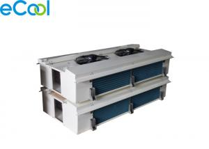 China Industrial Air Cooled Evaporator For Cold Storage Inner , Air Cooler With Copper Tube Al Fins on sale