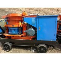 China PZ Dry Concrete Spraying Machine/Shotcrete Machine on sale