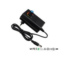 China AC To DC Variable Power Adapter 3V - 12V LED Power Switching Adaptor 12 Volt on sale