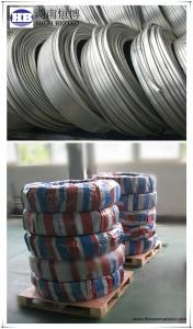 Quality High potential HP Magnesium Ribbon / strip Anode Rod Underground Pipelines Anti for sale