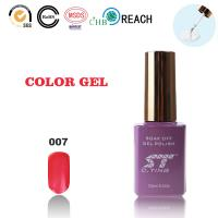China fashion Nail art pink uv nail polish on sale
