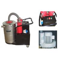 Wet / Dry fine dust industry vacuum cleaner with Stainless Steel Drum