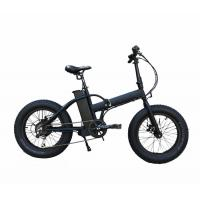 "Electric fat bike , Bafang motor 48v 500w  20""  fat electric bike / folding ebike"