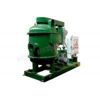 China ZCQ 270 m / h capacity, 48 m / h air displacement Drilling Mud Vacuum Degasser on sale