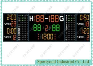 China Basketball Score Timer , Handball Scoreboard , Floorball Scorekeeper , Hockey Score Marker on sale