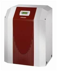 China Low pressure protection Underground Geothermal Ground Source Heat Pump R410A R407C  on sale