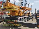 2009 KN M Lifting Moment Telescopic Truck Crane QY50K QY50K-I QY50K-II 50 Ton High Operating Efficiency