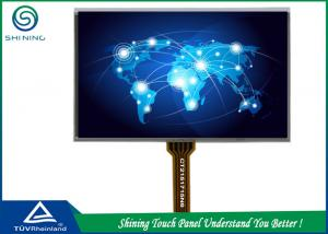 China 16 / 9 Ratio Analog Resistive Touch Screen Panel For LCD Monitor 5V DC on sale