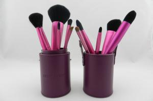 China 9pcs Professional Makeup Brush Set With Box on sale