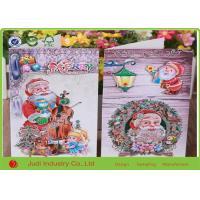Handmade Greeting Cards For Birthday , UV Printing Personalised Christmas Cards