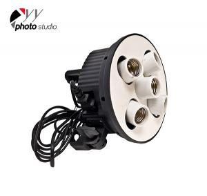 China Continuous 5 Heads Softbox Light Socket YL107,Studio Lightings on sale