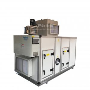 China 3000CMH Industrial Desiccant Dehumidifier For Glass Lamination Process on sale