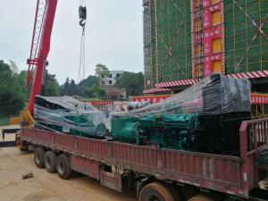 China High Power Cummins Generator Set , 750KVA Cummins Industrial Generators on sale