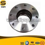 Flange de placa de aço inoxidável de ASTM A182 F304 F304L F316 F316L F321 ASTM A182 F51 F53 F55