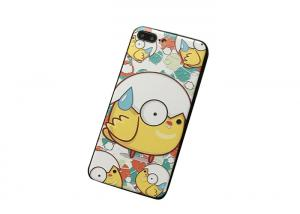 China TPU PC Apple Cell Phone Cases With UV Printing Design For Smartphone Anti-scratches on sale