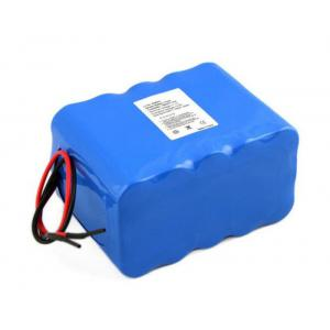 China Bultrasound 18650 Rechargeable Battery For PDAs / Electronic Cigarette , PVC Wrap on sale