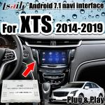 Six-core Android Auto Interface GPS Navigation for Cadillac XTS support  Waze Yandex Youtube ,360 panorama by Lsailt
