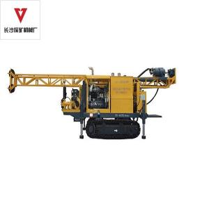 China 1500m Diamond Core Hydraulic Drilling Rig With Variable Displacement Hydraulic Motor on sale