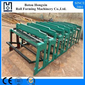 China Foot Operate Sheet Metal Cutting Machine , Sheet Cutting Machine For Shearing on sale