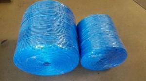China UV Treated Polypropylene Straw Twine Packing Rope For Square Hay Baler on sale