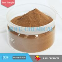 High quality yellow brown power Sodium Lignosuflonate dispersing agent