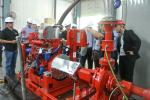Professional Fire Pump Diesel Engine 125KW Power For Fire Fighting System