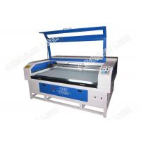 China Plywood Laser Engraving Cutting Machine Flex And Smart Process Way Low Power Consumption on sale