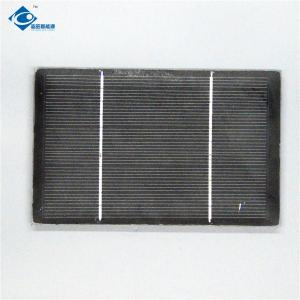 China Low Voltage 0.5 W Solar Panel 169X46X2.2mm 3 Years Lifespan For Solar Torch on sale