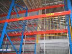 China Corrosion Proof Galvanized Heavy Duty Pallet Racking 50.8mm Pitch wholesale