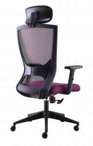 Quality Chaise exécutive de maille de tissu de grande de physique de maille de bureau de for sale