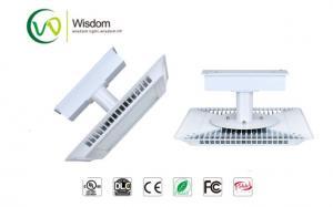 China 14000 LM Output LED Gas Station Light , Gas Station Canopy Led Light Fixture on sale